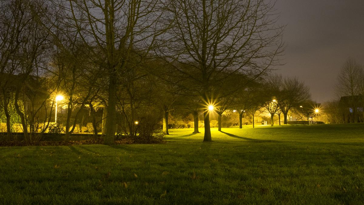 Louvain-la-neuve - Chemin des graveurs