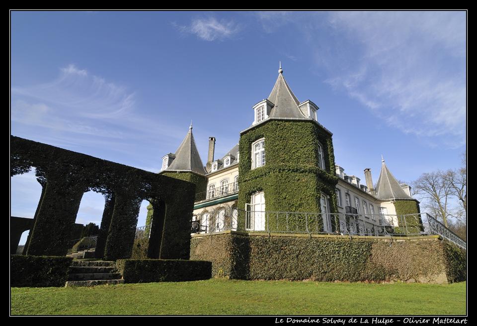 Le Domaine Solvay de La Hulpe
