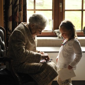 La rencontre des générations