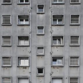 Brest : façade, rue de la Communauté