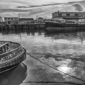 Brest : l'Attentif et le Molenez