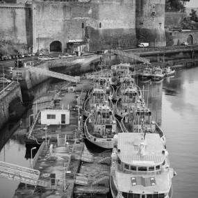 Brest : port