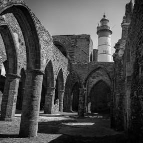 Abbaye Saint-Mathieu de Fine-Terre à Plougonvelin