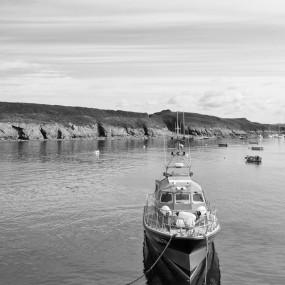Le Conquet : la Louve, SNS 151, société nationale de sauvetage en mer