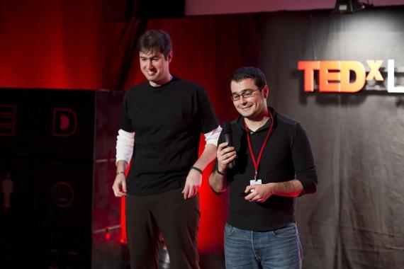 TEDx Louvain-la-neuve