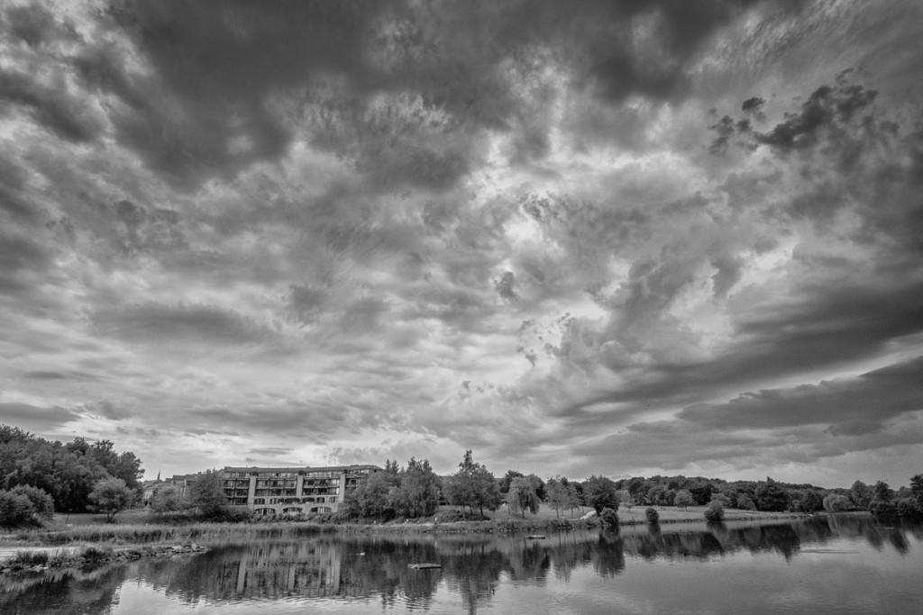 Louvain-la-neuve : lac