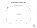 Flash diffuser for Godox TT350o (v. 2019) - Large diffusion cone