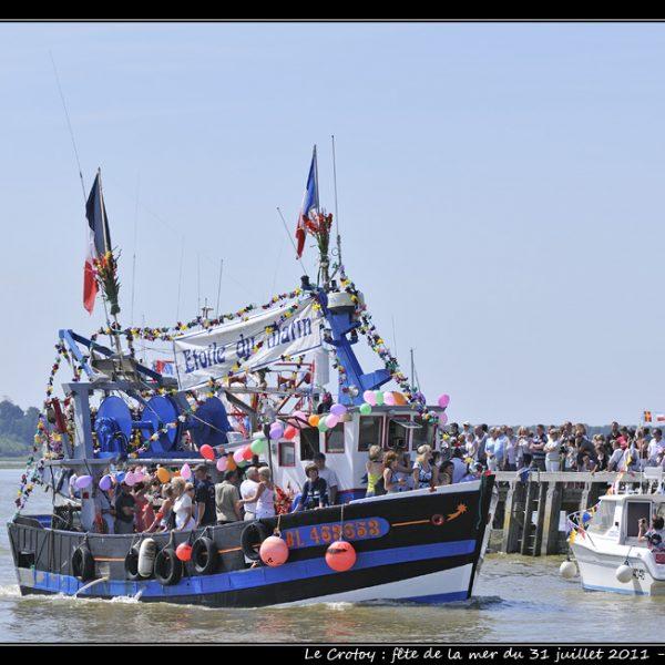 Le Crotoy : fête de la mer du 31 juillet 2011