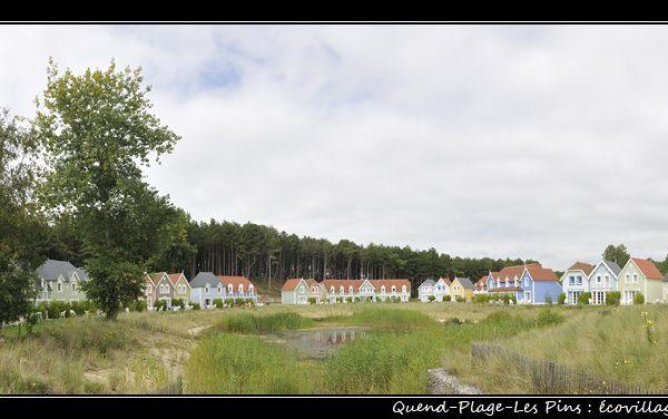Ecovillage de Quend-Plage-Les Pins